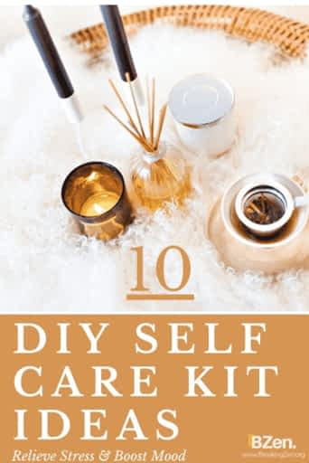 10 DIY Self Care Kit Ideas