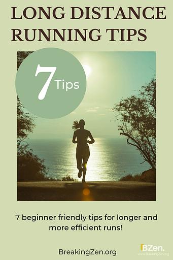 Long Distance Running Tips