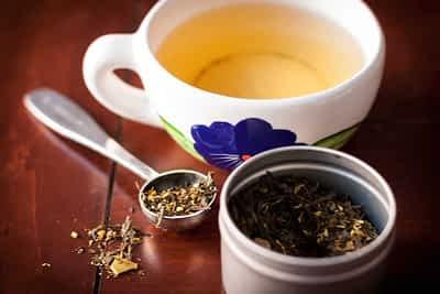 Stress Relief Herbal Tea