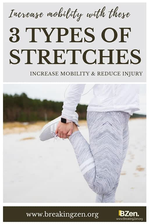Different Types of Stretching