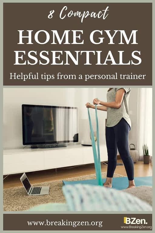 Compact Home Gym Essentials
