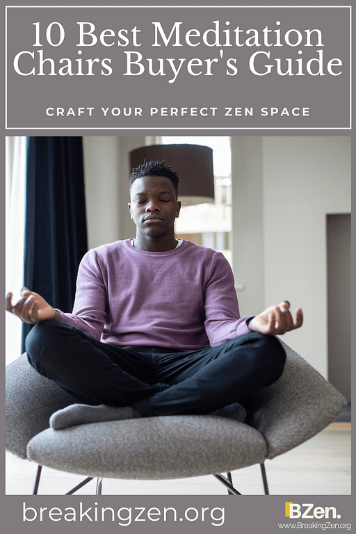 Meditation Chair Buyer's Guide