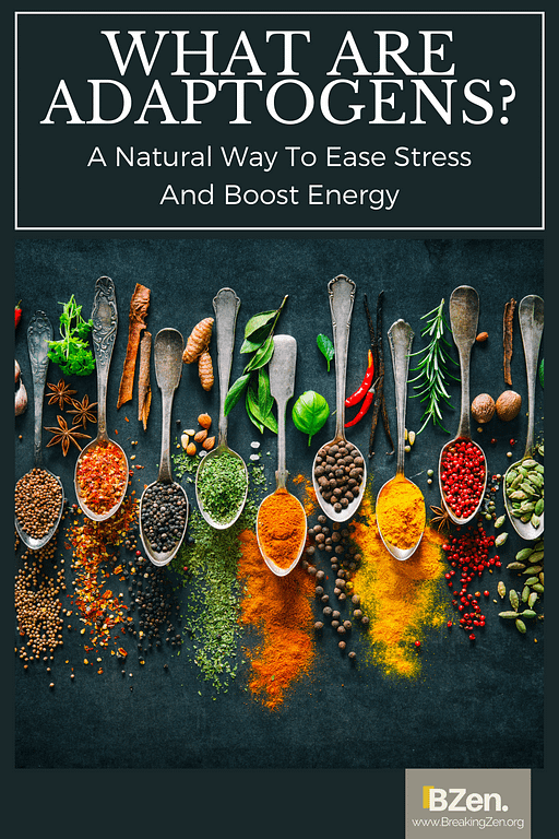 A natural way to ease stress and boost energy