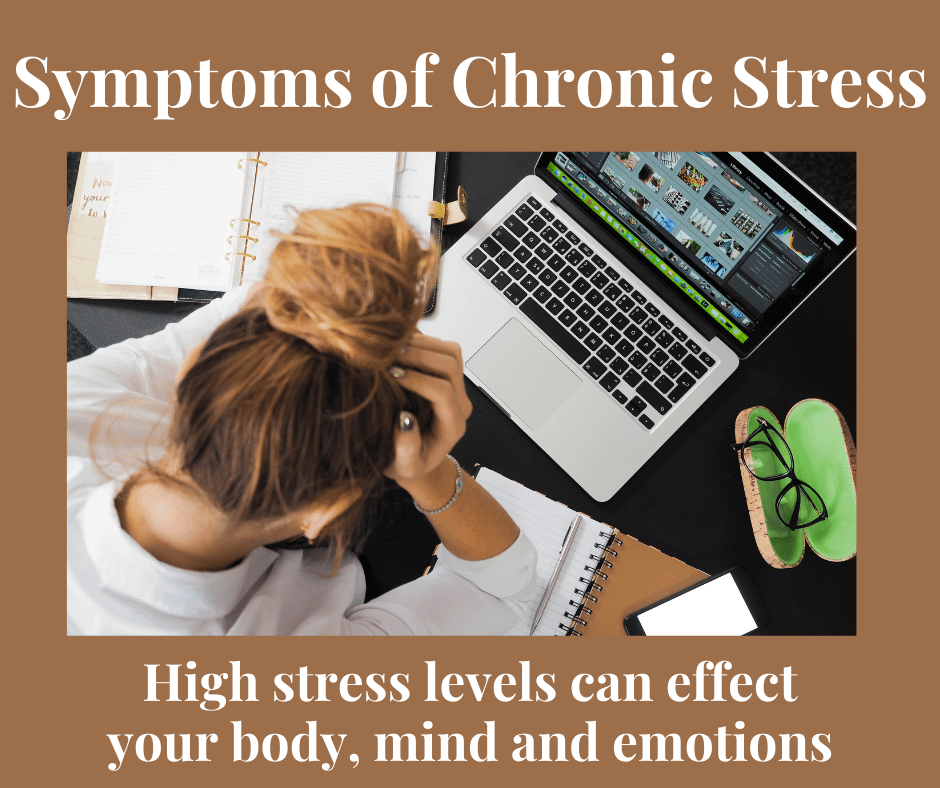Symptoms of Chronic Stress