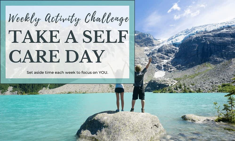 Take Time For You: Weekly Self Care Day Advice